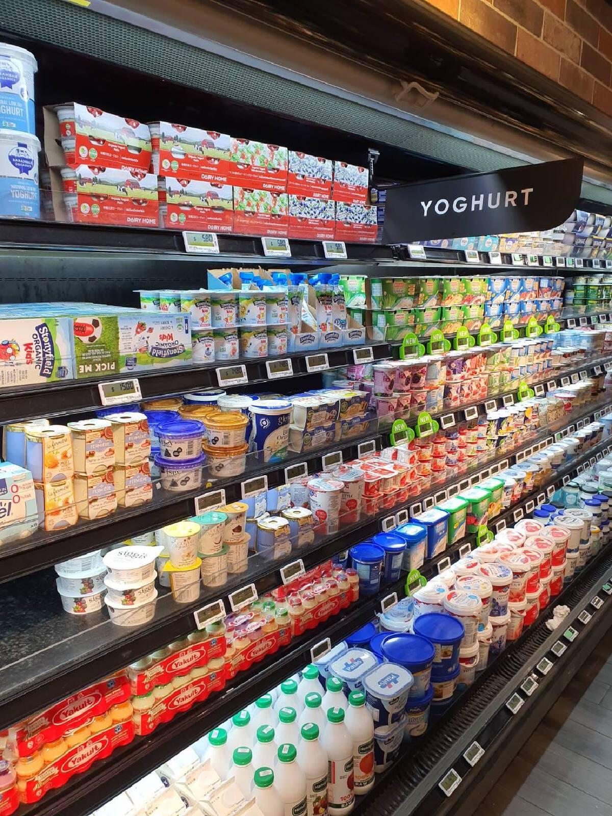 FTA แจ่ม แบรนด์นมไทย 'แดรี่โฮม' วางขายซูเปอร์มาร์เก็ตสิงคโปร์สำเร็จ