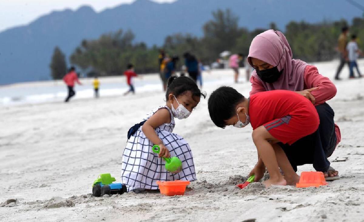 มาเลเซียเปิดเกาะลังกาวีสำหรับนักท่องเที่ยวในประเทศเมื่อเดือน ก.ย. ที่ผ่านมา
