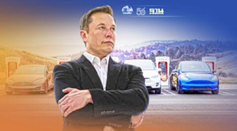 Tesla โกยรายได้ไตรมาส 2 พุ่ง 3.9 แสนล้านบาท ยอดขายโต 122%