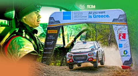 """กระทรวงท่องเที่ยวหนุน """"เอส-นราศักดิ์ อิทธิริทพงษ์"""" ลุยแรลลี่โลก WRC"""