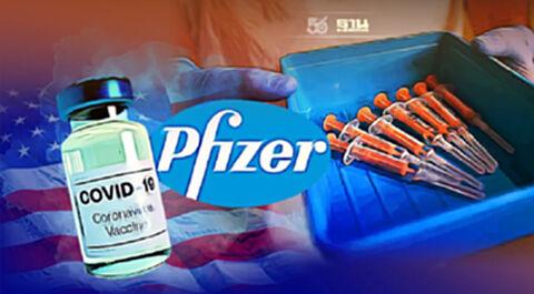 สหรัฐเจรจาไฟเซอร์ ซื้อวัคซีนโควิด 500 ล้านโดส เตรียมบริจาคให้ทั่วโลก