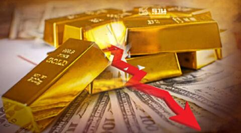 ราคาทองตลาดนิวยอร์กปิดลบ 1.8 ดอลลาร์ บอนด์ยีลด์สหรัฐเพิ่มกดดันราคา