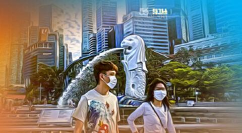 สิงคโปร์ชูกลไก VTL เปิดช่องทางด่วน รับนักเดินทางต่างชาติแบบไม่ต้องกักตัว