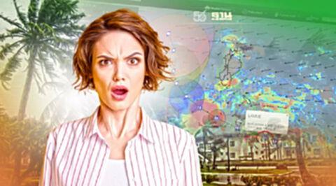 """เตือนฉบับ 8 พายุโซนร้อน """"คัมปาซุ"""" อีสานฝนตกหนักแน่"""