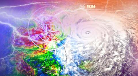 จับตาพายุเข้าไทย คมปาซุ -พายุหมุนเขตร้อน กระทบไทยหรือไม่ เช็คที่นี่