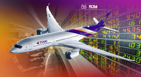 """""""การบินไทย""""ตัดขายหุ้นBAFS 15 ล้านหุ้นให้บางจาก"""